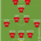 Opinion : this formation could energise Man Utd and put fear into Chelsea