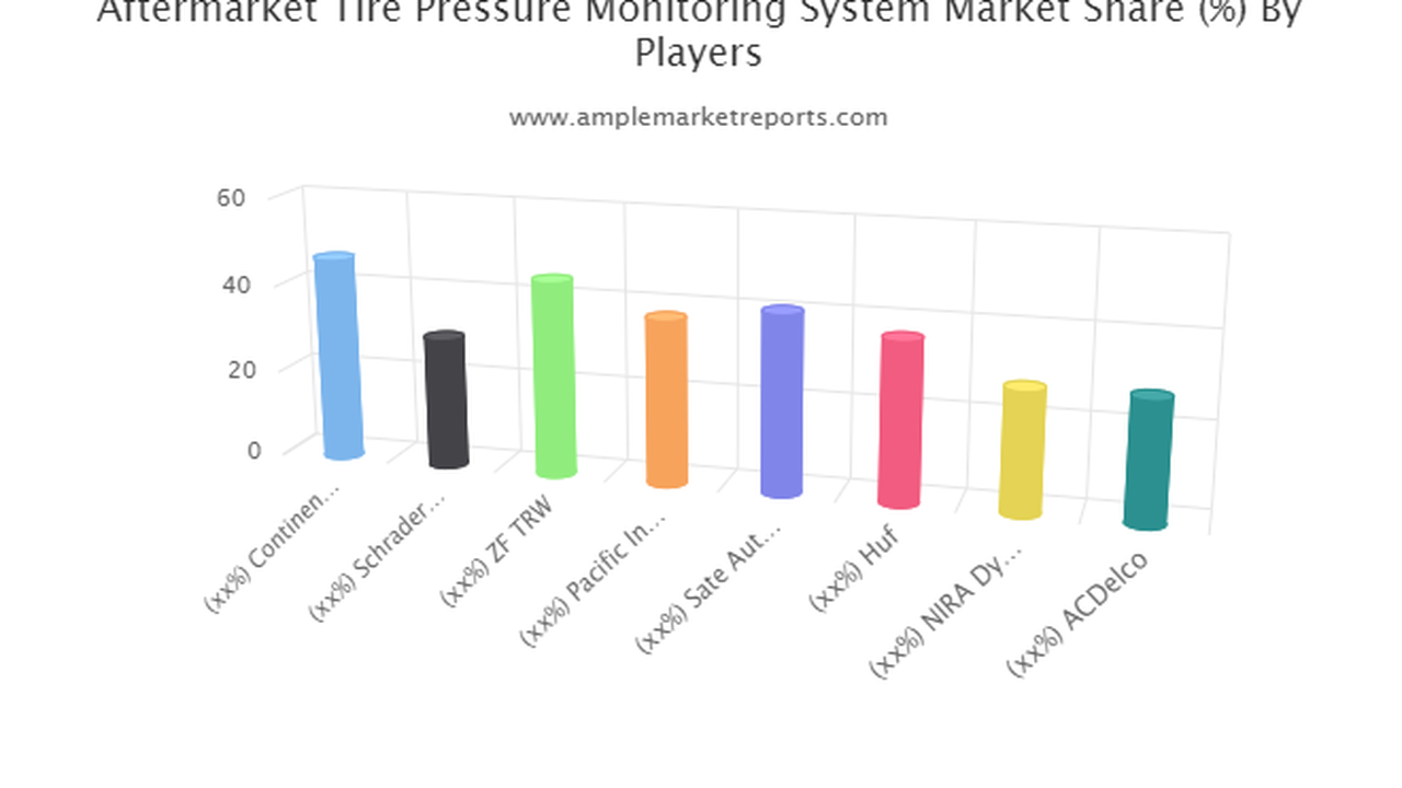 Stay Tuned with the Epic Battle in the Aftermarket Tire Pressure Monitoring System Market