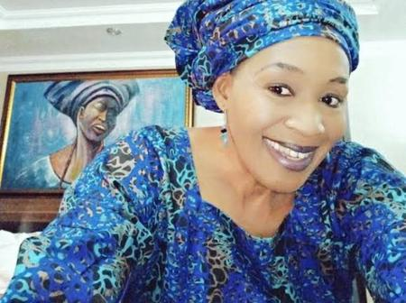 After Getting Her US Greencard, Nigerian Journalist Kemi Olunloyo Has This Message For Her Haters