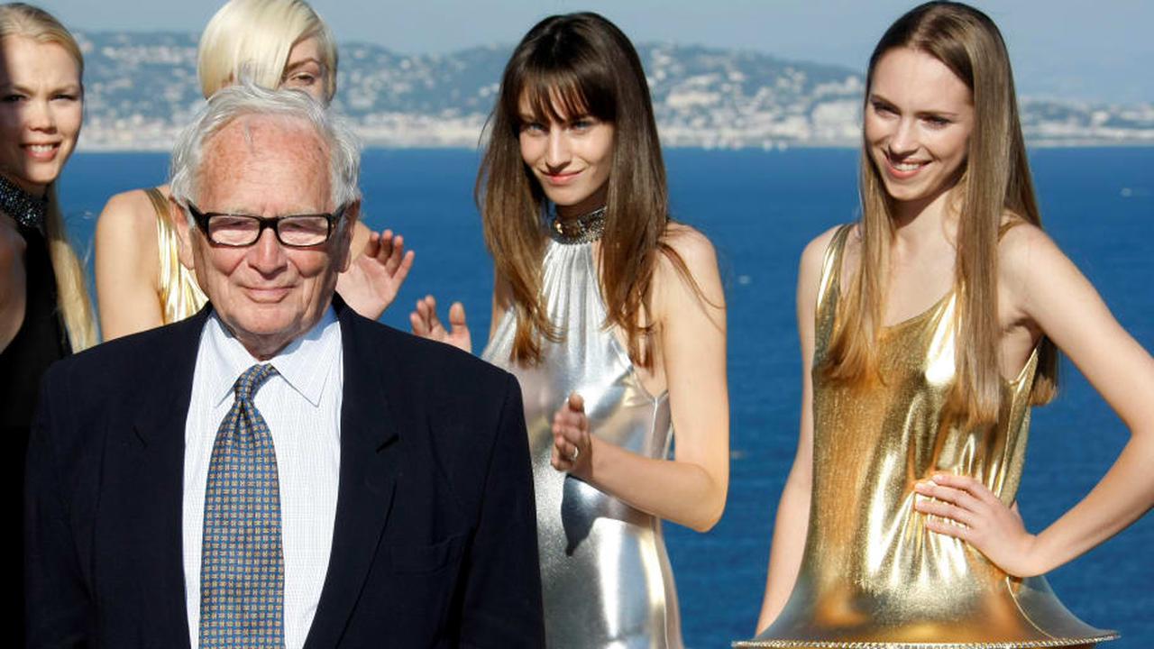 Legendary French Fashion Designer Pierre Cardin Dies at 98