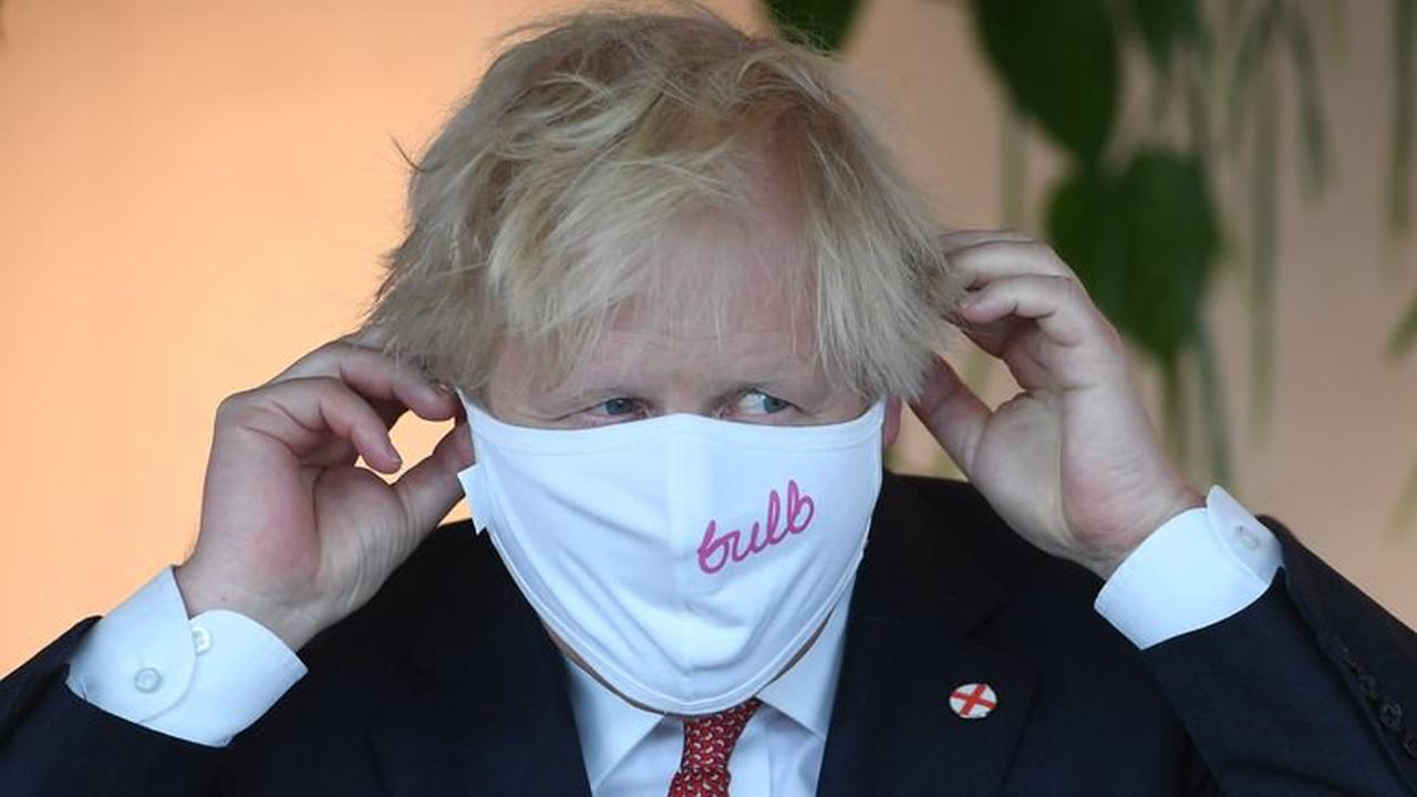 Boris Johnson says energy crisis is a 'short-term problem' and dismisses risk of Christmas disruption