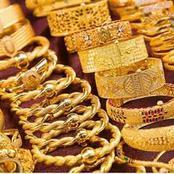 إنخفاض كبير في أسعار الذهب اليوم والعيار ٢١ يسعد قلوب المصريين والأهالي