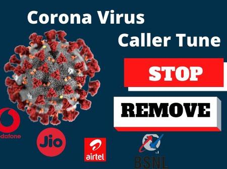 How to turn off Corona caller tune on Airtel, Vodafone, Jio, BSNL number, these are two ways