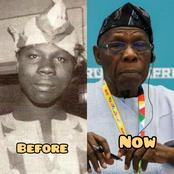 Olusegun Obasanjo Turns 84 Today, See Pictures Of His 2 Ex-Wives, Current Wife And His Farm
