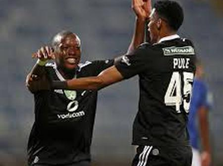 Opinion:Orlando Pirates will become second after today's game