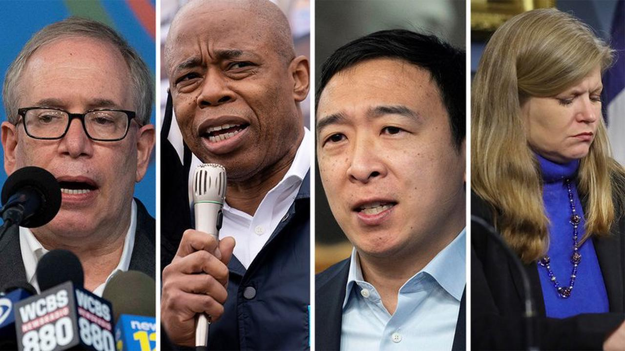 NYC mayoral race heats up with 1st primary debate