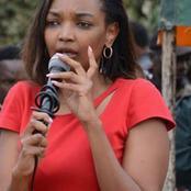 Karen Nyamu Takes A Position On BBI