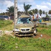 Drame : un violent accident fait deux victimes sur la route de Jacqueville