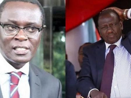 Bad News to William Ruto, as Another New Tactic by 'Deep State' Revealed That May Bring Him Down