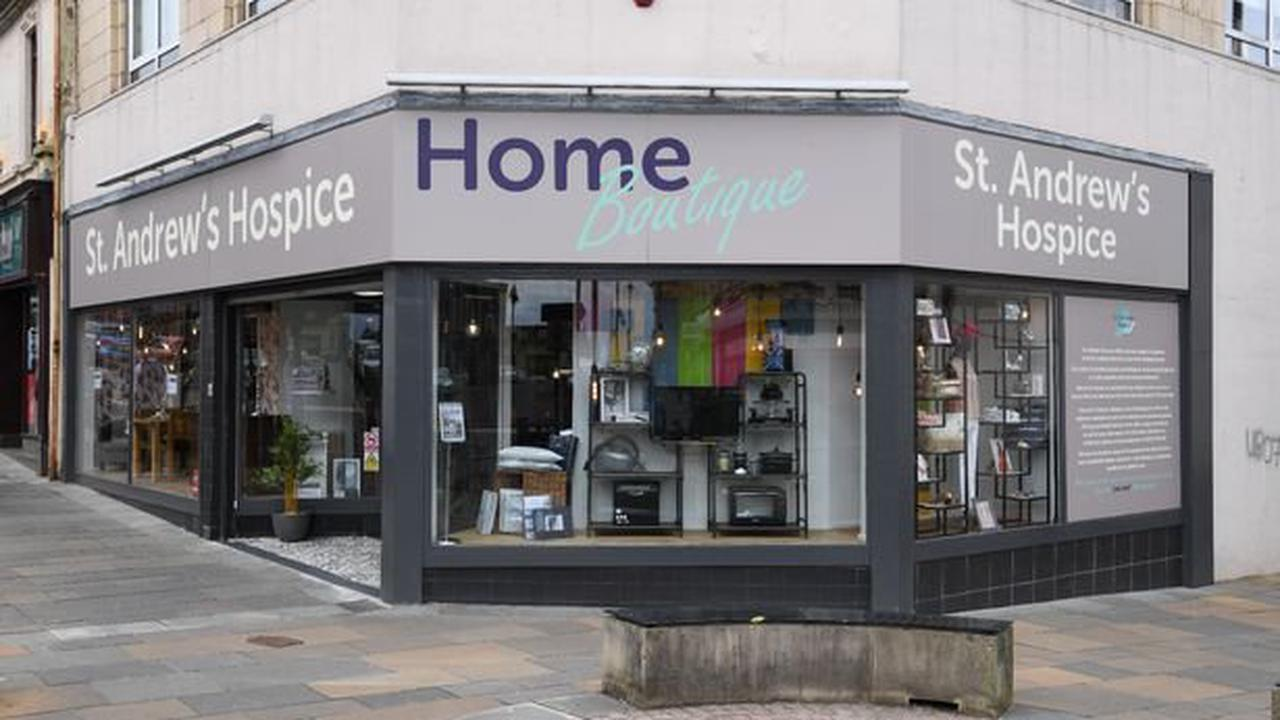 Reopening date set for charity's fundraising shops
