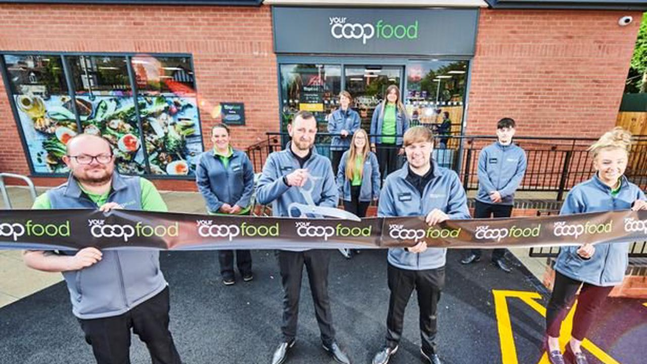 New Co-op convenience store opens in pub car park