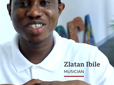 I will legalize Weed, embezzle money and Run away - Zlatan to BBC on if he is ever elected President