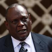 Tuju Disagrees With Murathe Saying That Ruto's Eviction From Office Will Raise Unnecessary Tension