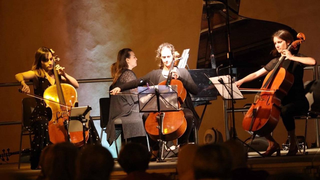 rencontres violoncelle beauvais)