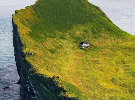 Loneliest house on earth