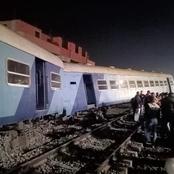 انقلاب عربتين قطار «الشرقية» وخروج 4 عن القضبان.. وهذا أول رد لـ«وزير النقل» وأعداد المصابين