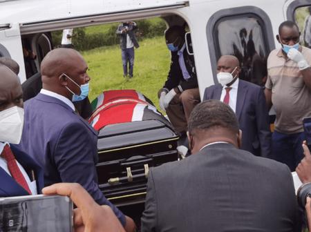 Ni Kama Corona Iko Off Leo! Concerns After Govt Allows 2000 Mourners to Attend Nyagarama's Burial