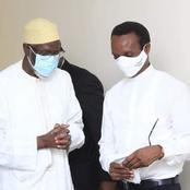 Religion: Voici l'hommage émouvant du Père Eric Abékan à l'endroit du défunt Cheikh Mamadou Traoré