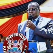Netizens React After Kiambu Governor Nyoro Posted This