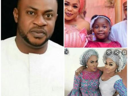 Meet Kemi Afolabi's Family,Biography And Friends In The Industry