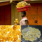 Be Careful: See What Some People Who Fry Plantain Chips Add To Make It Crunchy And It's Unhealthy