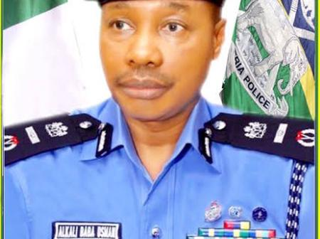 10 Things To Know About The New Acting IGP Usman Alkali Baba