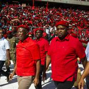 Nobody Can Stop Her! Shivambu Sends Powerful Threatening Message To Ramaphosa, Read For More.
