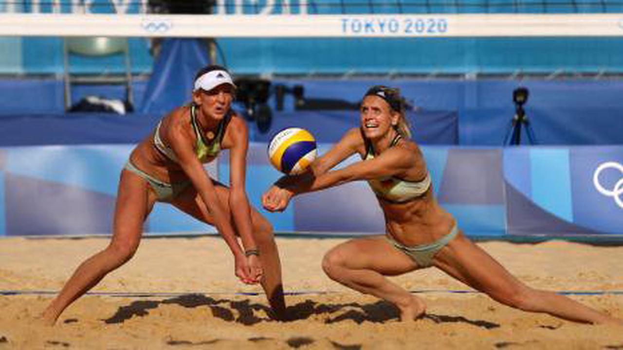 Das bringt der Olympia-Tag : Beachvolleyball-Knaller und 100-Meter-Finale!