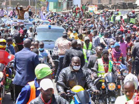 The Only Easy Way Raila Odinga Will Get Massive Votes From Mount Kenya Region Come Next Year- Expert