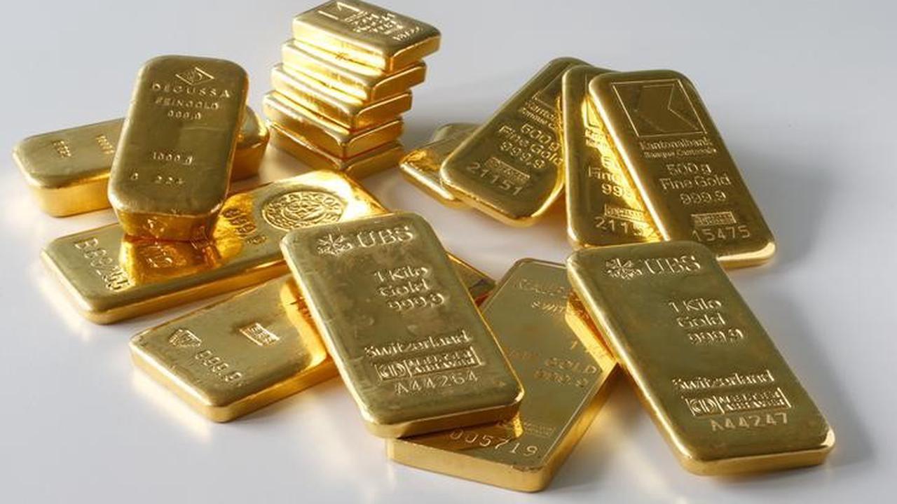 Les contrats à terme sur Or ont augmenté durant la séance américaine