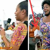 Prophetess Gives Her Primary School Proprietress N1million Naira Years After She Helped Her