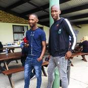 Mark Mayambela football need hardworking and determination