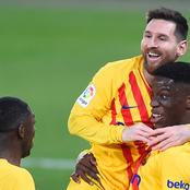 UEFA reacts after Barca youngster becomes 5th player in La Liga history to set new record (Photos)