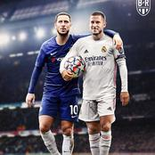 As Chelsea Set To Face Madrid In The Semifinals Of The UCL, Here's What Fans Are Saying About Hazard