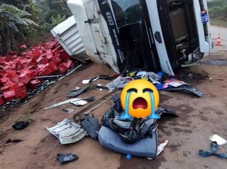 Accidents répétés sur nos routes/Un maire, dans une colère noire interpelle l'État de Cote d'Ivoire