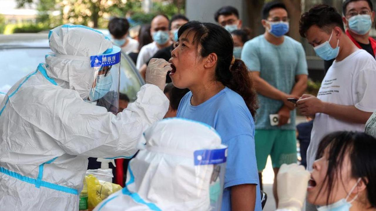 Variant Delta: des millions de Chinois testés et confinés en raison d'une hausse des contaminations