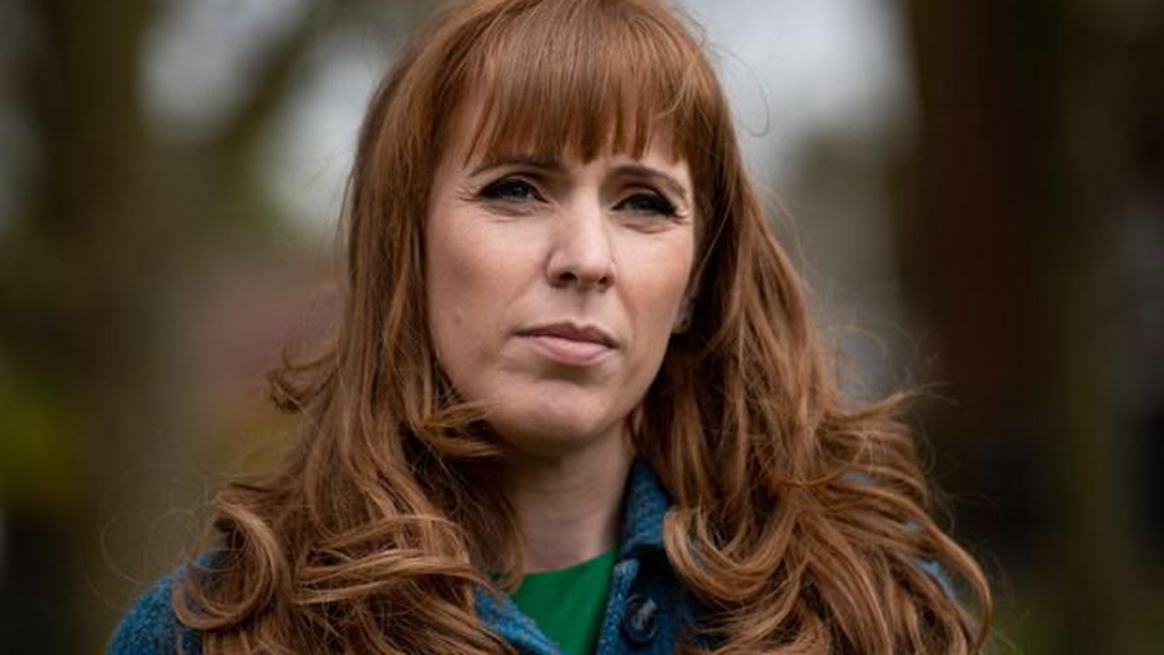 Andy Burnham says he 'can't support' the sacking of MP Angela Rayner as Labour Party chairman