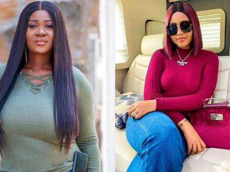 Give My Baby, Anything She Wants-Mercy Johnson Tells Regina Daniels' Mother On The Actress' Birthday