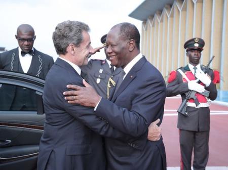 Investiture de Ouattara : Financial Afrik révèle les raisons de la présence de Sarkozy