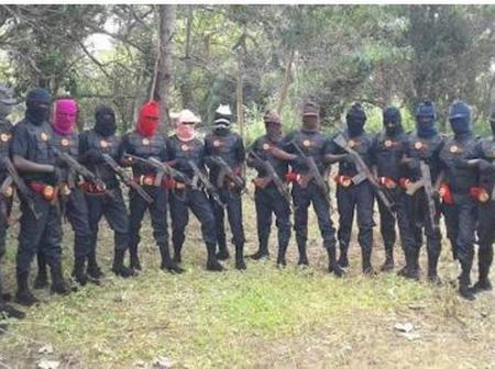 Soldiers Engage ESN Operatives In Serious Gun Battle In Akwa Ibom