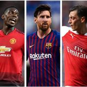 Friday Evening Transfer News: DONE DEALS, Messi, Ozil, Romero, Son, Adama Traore, Pogba