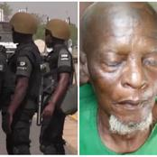 Check Out What Police Allegedly Did To Three Persons Who Involved In Arresting The Fulani Warlord.