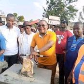 Obsèques de Gon : le Secrétaire d'État Serey Doh Célestin conduit une forte délégation dans le Poro