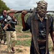 Armed Bandits abduct 300 female students in Zamfara State.