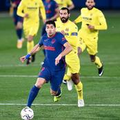 Athletico Madrid won 2-0 against Villarreal, as their lead extends in top of the table.(Opinion)