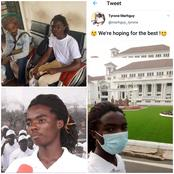 Why Won't You Find Another School And Save Yourself The Stress-Fans On Rejected Achimota Student
