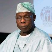 Chief Olusegun Obasanjo is a year older today