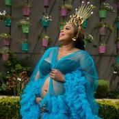 Congratulations: Radio Host Mwende Wa Macharia Expecting A Baby Soon After 7 Yrs Of Waiting(Photos)