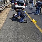 Robber gets shot dead in failed cash in transit heist