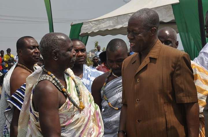 818e3731b4b94314d2c7604a8b62febb?quality=uhq&resize=720 - Photos:Meet Nii Tetteh Otu II, The Chief Who Walked Out On Akufo-Addo Over Failed Promise